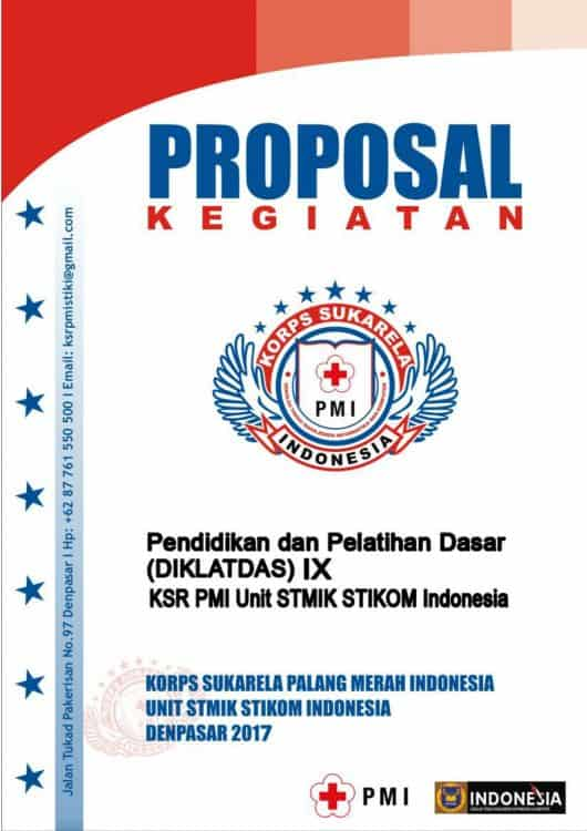 Contoh Cover Proposal Unri Feed News Indonesia